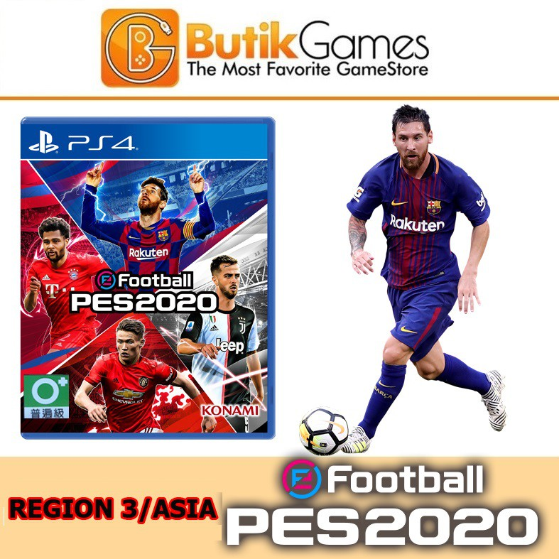 PES 2020 PS4 Winning Eleven 2020 PS4 eFootball PES2020 PS4 gameps4