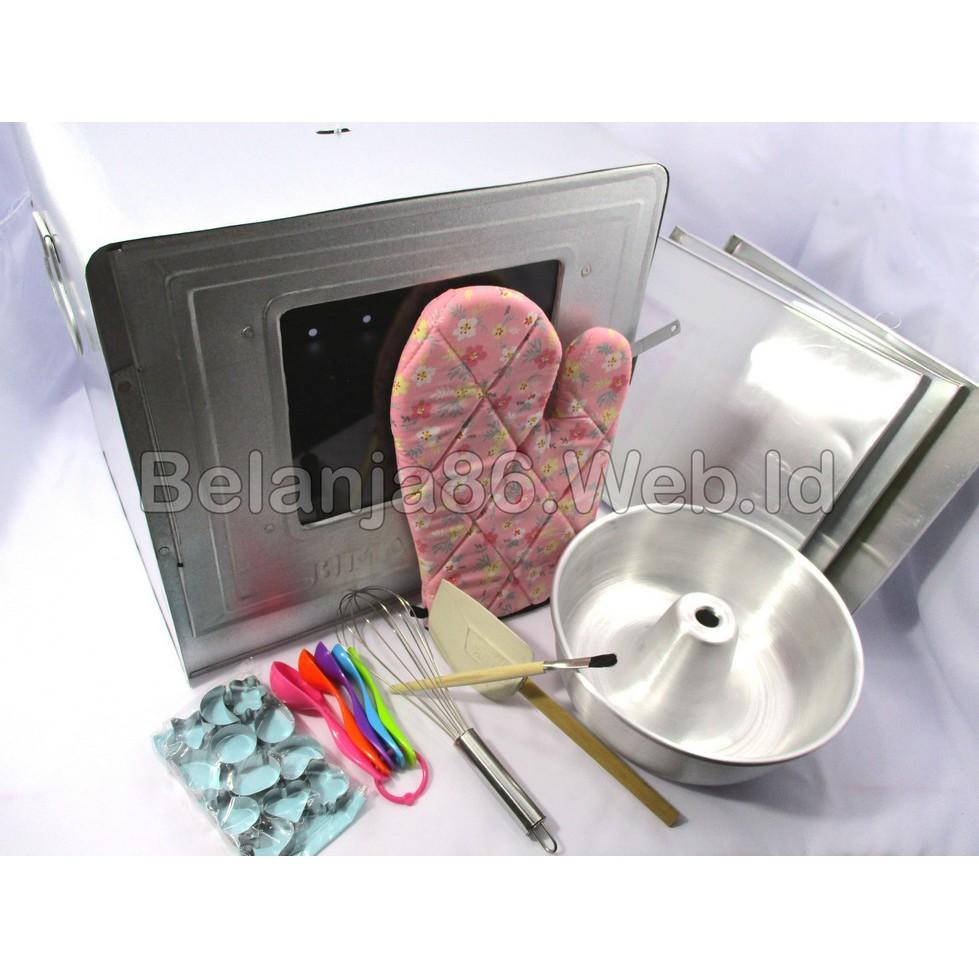Khusus Gojek Paket Komplit 1 Oven Tangkring Bima Super 39 03cmd Sho Indonesia