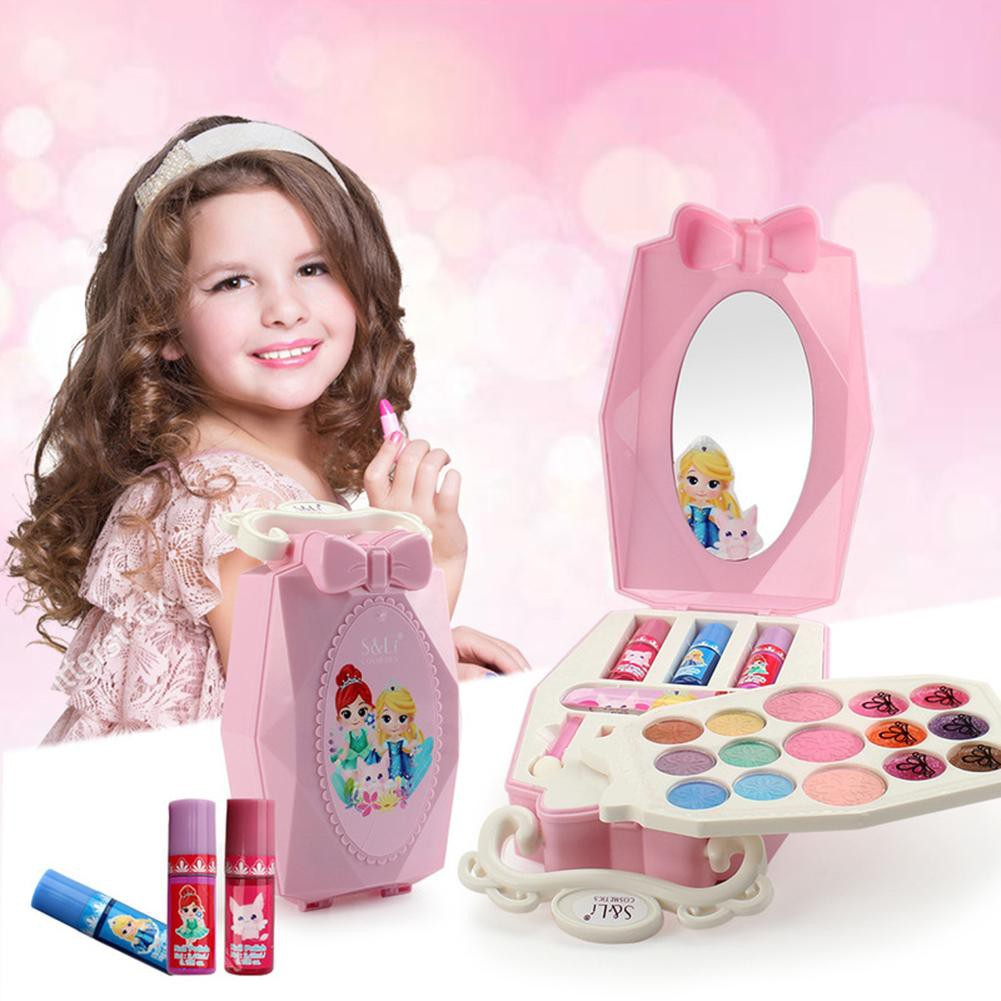 Baby Makeup Toys Girls Pretend Play