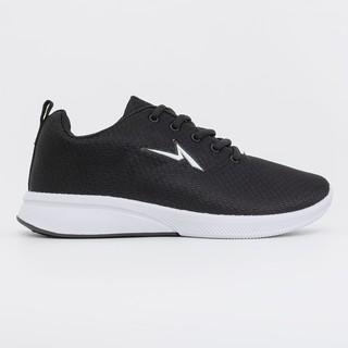 Ando Official Sepatu Sneakers Jemma Wanita Dewasa - Hitam Putih