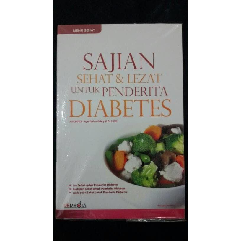 resep makanan untuk diabetes