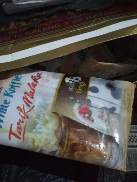 Kopi Luwak White Koffie Tarik Malaka 15 sachets | Shopee ...