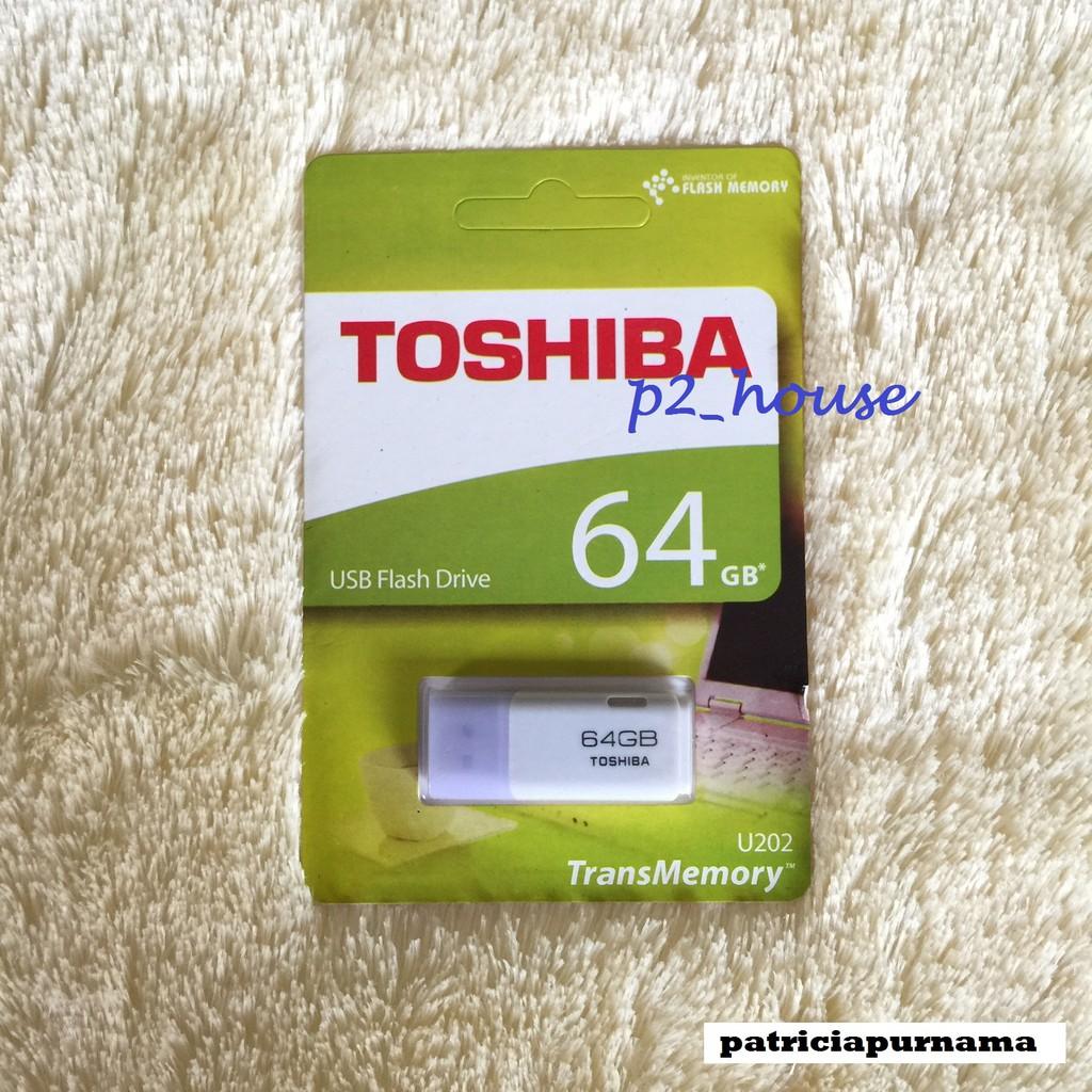 Flashdisk Toshiba 64 Gb Flashdish Fd 64gb Shopee Flash Disk Usb Drive Indonesia