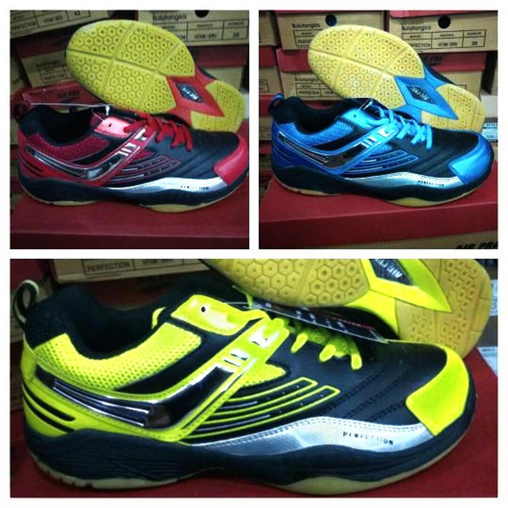 Sepatu Badminton Merk Hart 503 Red Yellow Grey Citroen 100 Ori Murah Bulutangkis Hs 303 Shopee Indonesia
