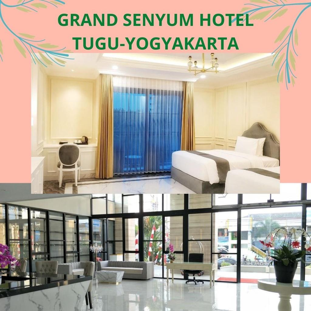 Voucher Hotel Jogja Grand Senyum Yogyakarta Shopee Indonesia