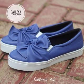 Lilyshoes JAGUAR - Dalleya sepatu sneakers wanita real pict rample casual  trendy murah promo  b0eeeb99e9