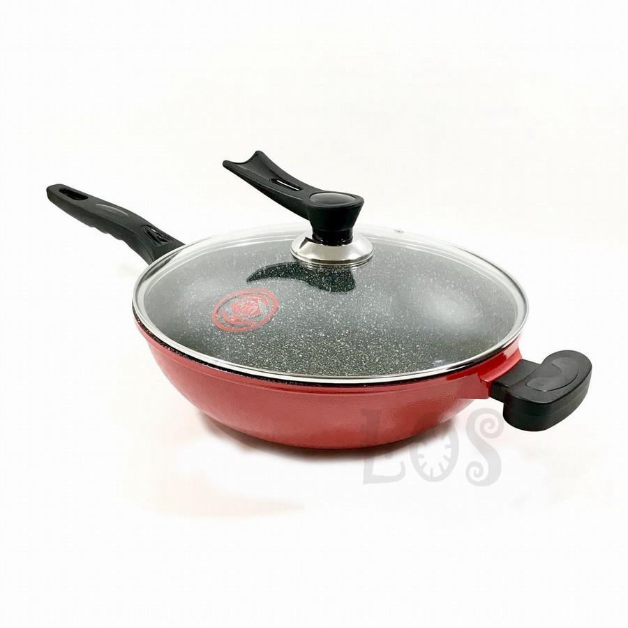 Kitchen Art 32cm: Bulbogi 32 Cm Pan Teflon Panci