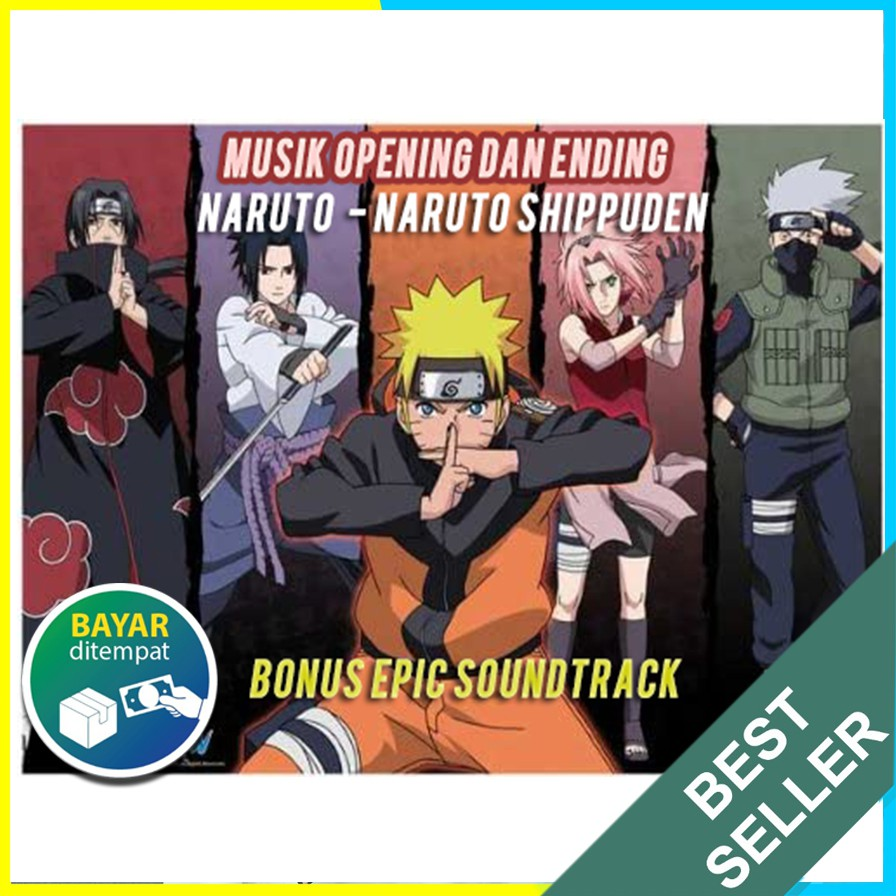Flashdisk 16 Gb Sandisk Bonus Kumpulan Lagu Naruto Shippuden Op End Epic Soundtrack Shopee Indonesia