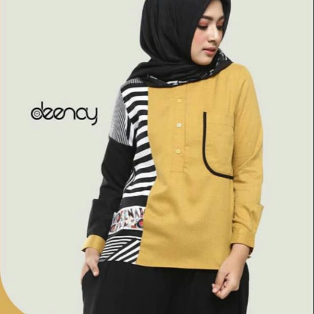 Deenay Style Shopee Indonesia