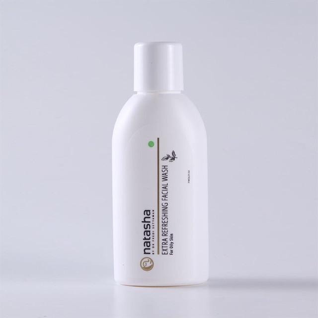 Facial Wash Kode Amino Natasha Skin Care Shopee Indonesia