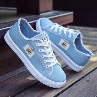 Sepatu Sneakers Wanita Terbaru Sepatu Kets Kasual Abg Wanita