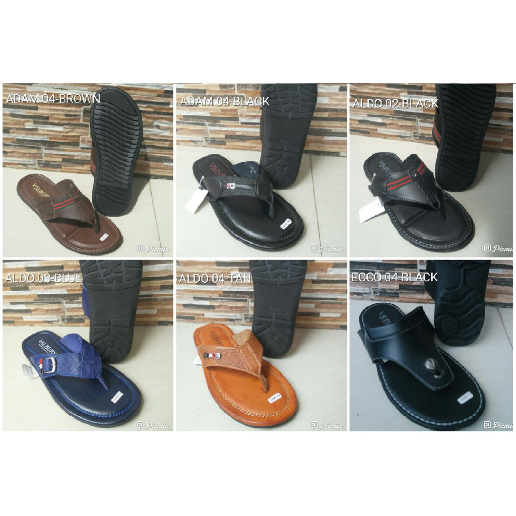 Sandals Valbury X Silang Original 100 Black Sol Karet Shopee Dr Kevin Men 97206 Hitam 40 Indonesia