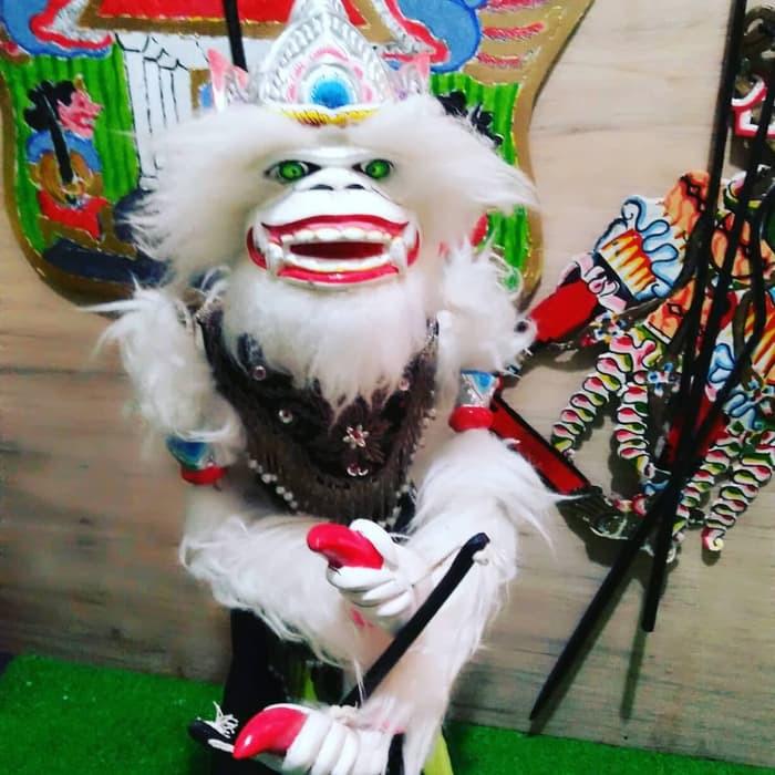 Wayang Golek Hanoman Medium Shopee Indonesia