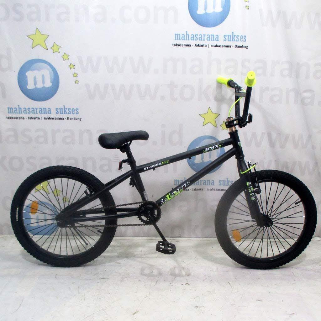 20in Senator Extreme Coaster Hub Brake Torpedo Freestyle Sepeda BMX | Shopee Indonesia