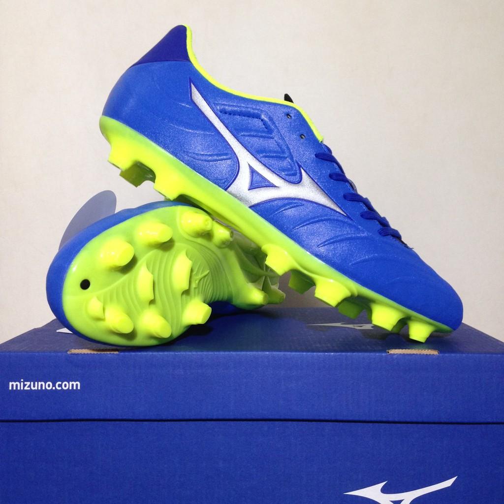Sepatu Bola Mizuno Original Rebula V3 Strong Blue P1GA188503 BNIB ... a8b4c2b9b7