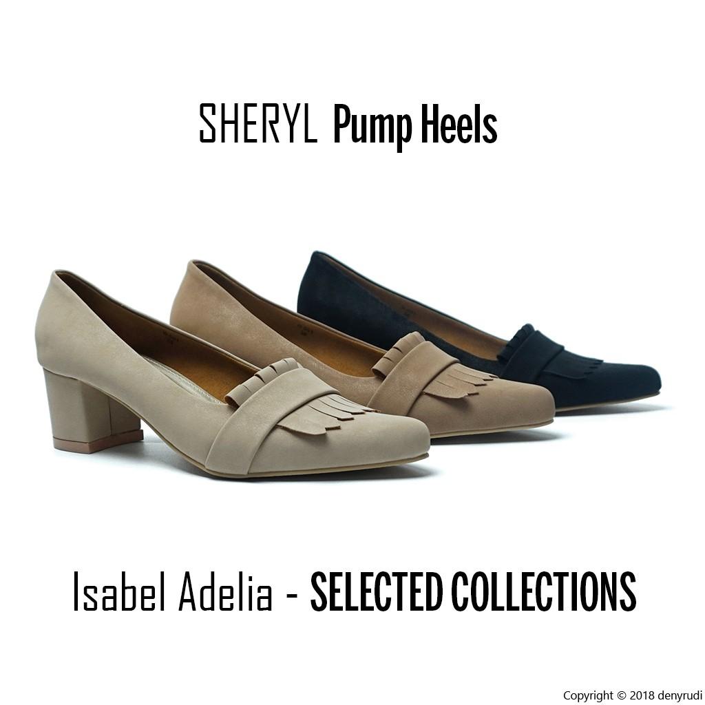 Isabel Adelia SC - BRENDA Slingback Platform High Heels   Shopee Indonesia