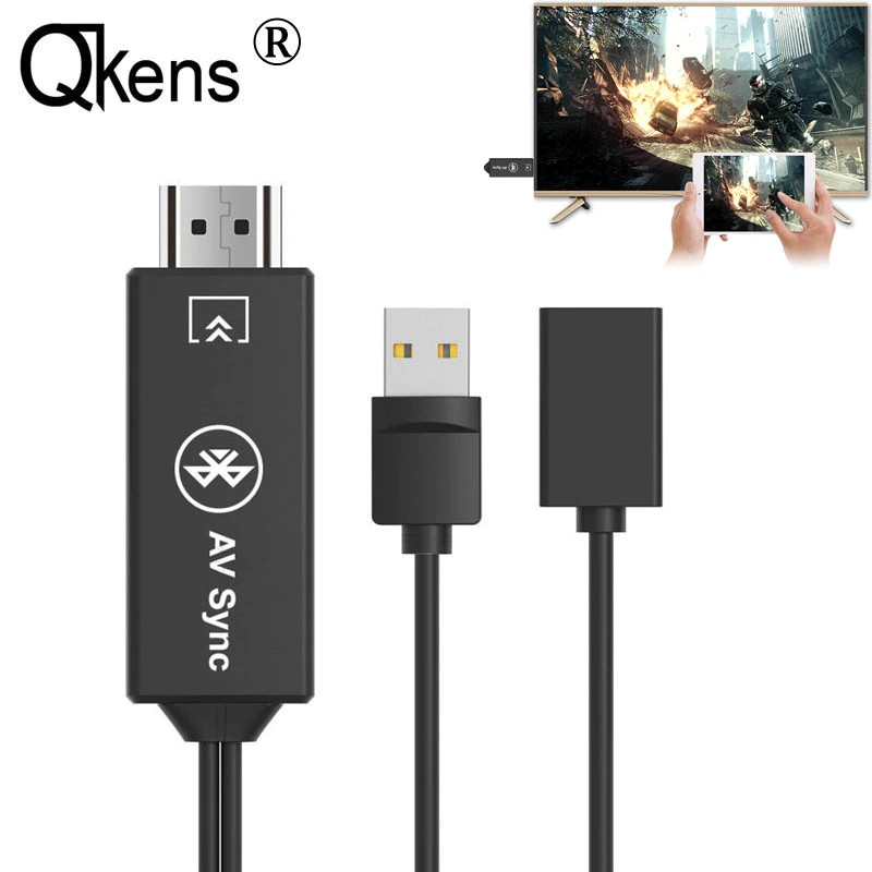 HDMI AV Video Adapter Cable Wireless Dongle To TV Stick For Huawei P9