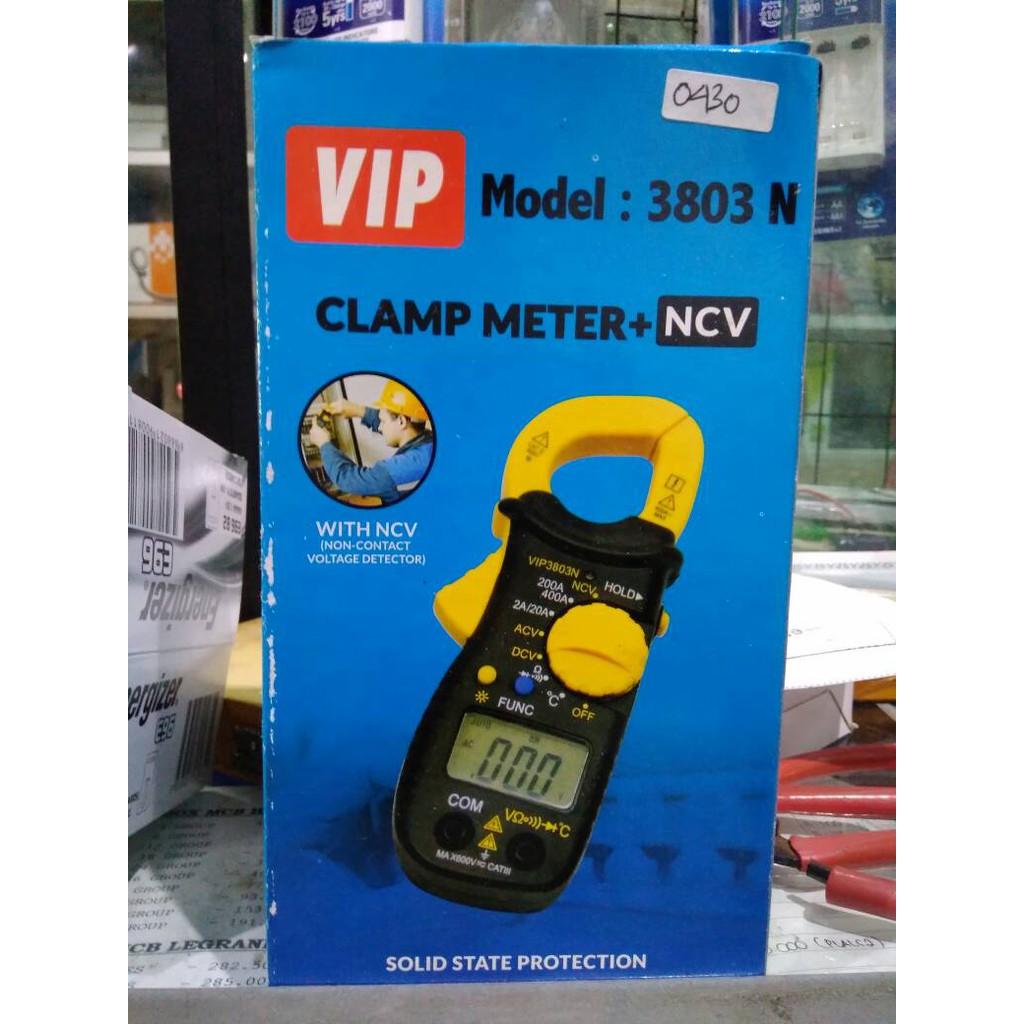 Perangkat Elektronik Digital Clamp Meter Tang Ampere Dt3266l Kyoritsu 2003a Shopee Indonesia