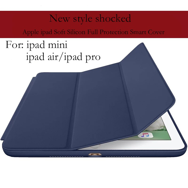 iPad 2 3 4 & iPad Mini 1 2 3 4 & Air 2 Case Smart Cover Transparant | Shopee Indonesia