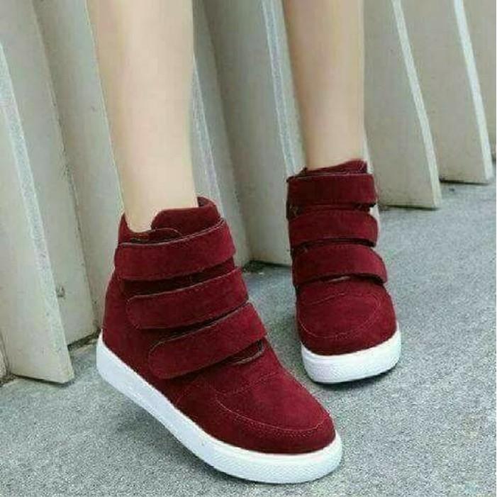 sepatu fashion - Temukan Harga dan Penawaran Boots & Ankle Boots Online Terbaik - Sepatu Wanita November 2018   Shopee Indonesia