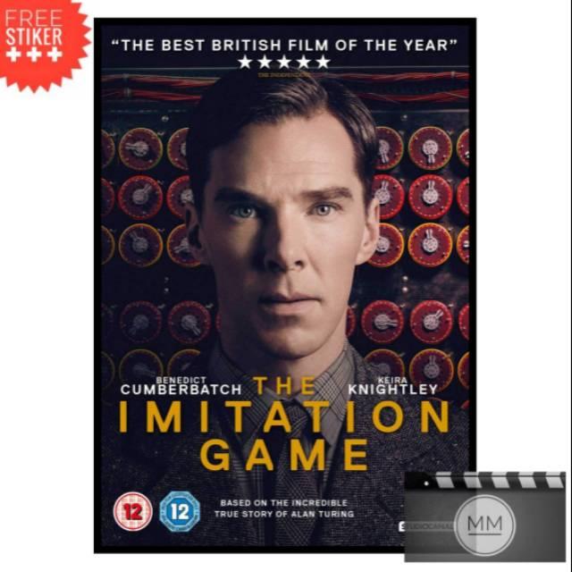 The Imitation Game 2014 Movie Shopee Indonesia