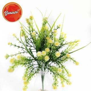 bunga artificial bunga dekorasi rumah unik - af22   shopee