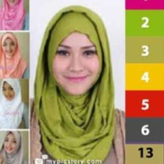 D Hijabers Hijab Converse