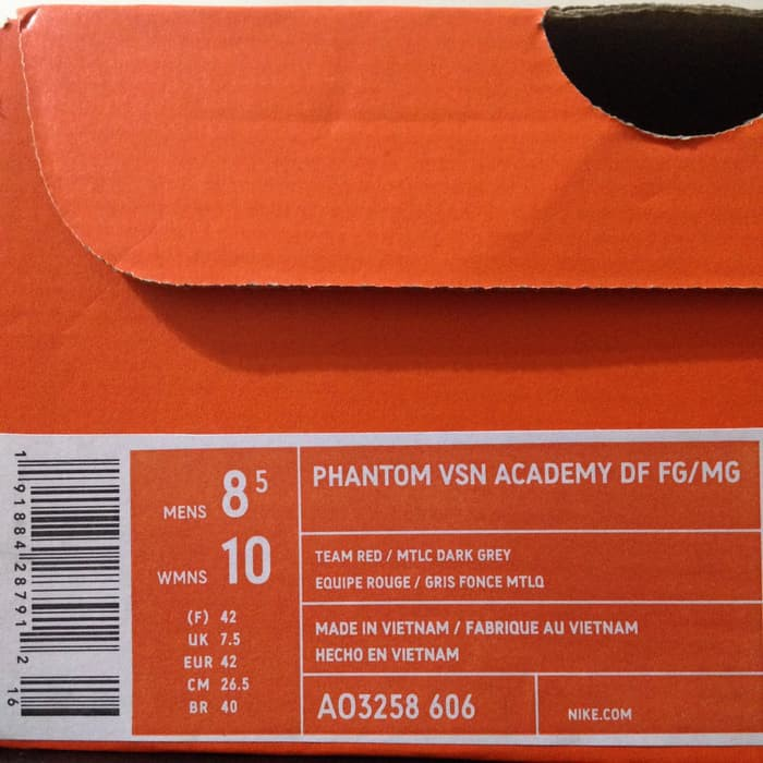 SEPATU BOLA NIKE PHANTOM VSN ACADEMY DF FG MG RACER BLUE AO3258-400 BOLA  MURAH  8ce86e6888