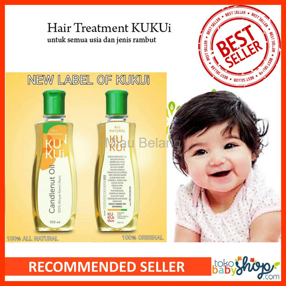 Promo Minyak Kemiri Kukui Oil Hair Treatment 100 Asli Terlaris Bmks Original Bpom Shopee Indonesia