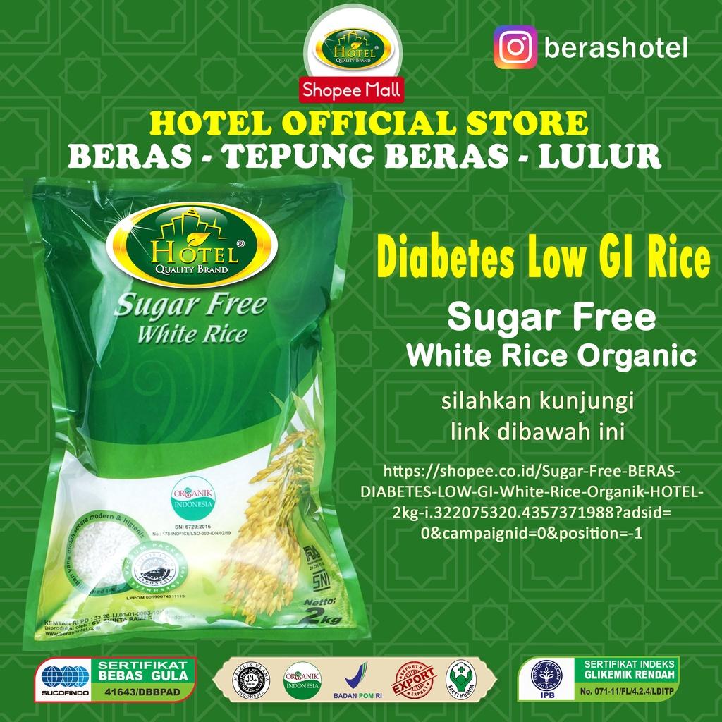 Beras Diabetes Harga Terbaik Bahan Pokok Makanan Minuman Agustus 2021 Shopee Indonesia