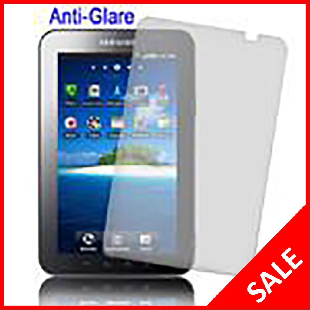 Anti-Glare Frosting LCD Screen Protector for Samsung Tablet Samsung Galaxy Tab 7 Inch P1000