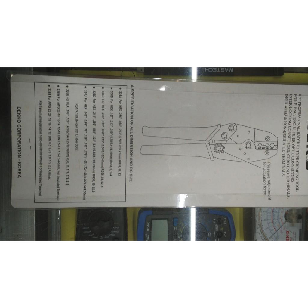 Perkakas Nankai Tang Crimping Lan Rj45 Rj11 Tool Rj 45 Krimping Tools Stripper Cutter Spanner Shopee Indonesia