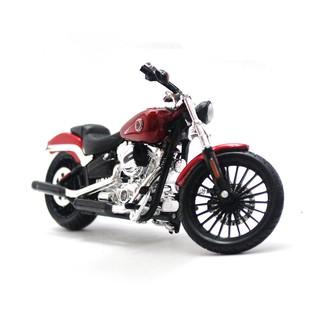 Harley Davidson Motorcycles >> Diecast Miniatur Motor Harley Davidson Motorcycles 2016 Breakout