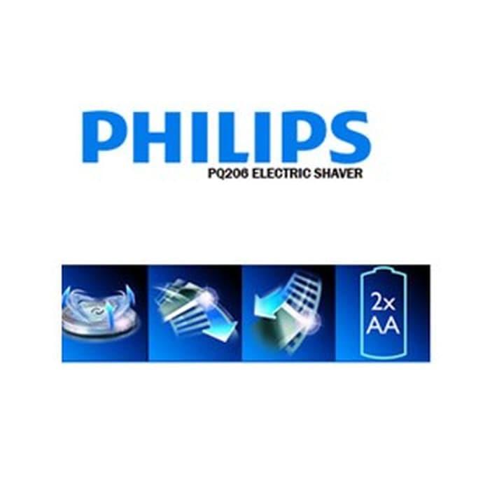 Perawatan Tubuh Alat Cukur Jenggot Kumis   Shaver Philips Pq206 Cukuran Philip  Pq 206 !!!!!!!!!  6787010598