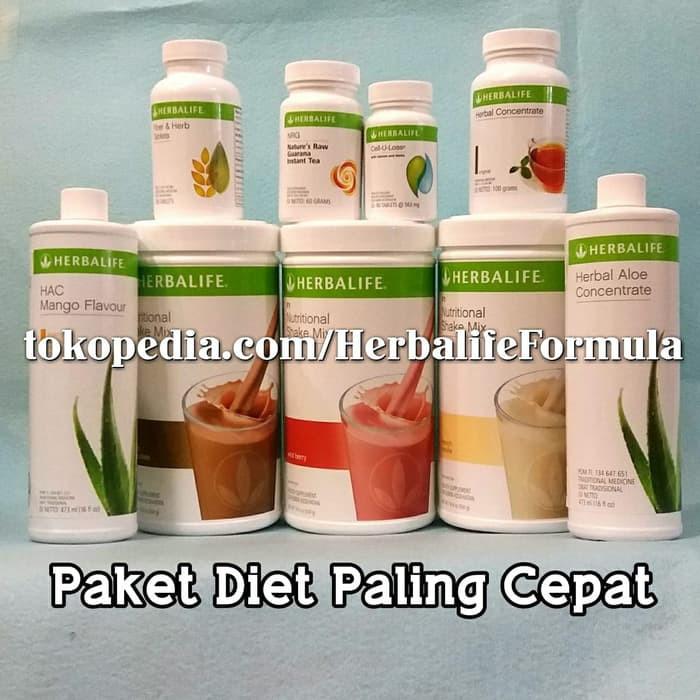 Paket Ultimate Herbalife Paket Paling Cepat Herbalife Shopee Indonesia