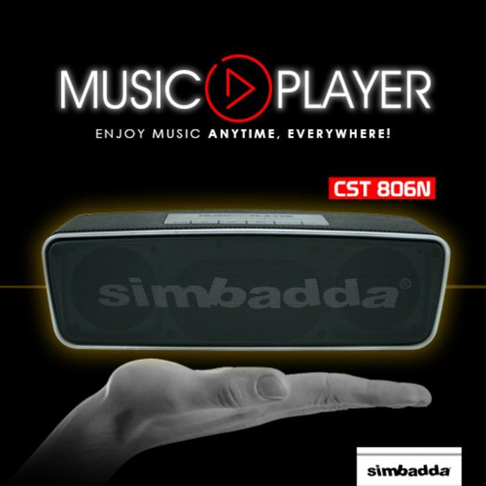 Terbaru Simbadda Speaker Bluetooth CST 806N ...