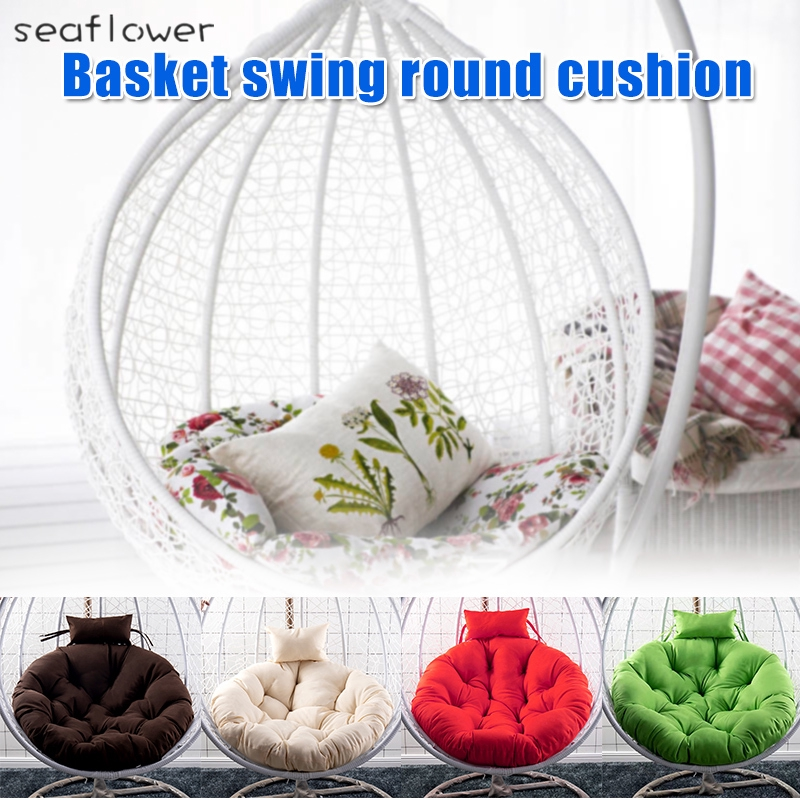 Hammock Chair Cushions Soft Pad Cushion For Hanging Chair Swing Seat Home Shopee Indonesia