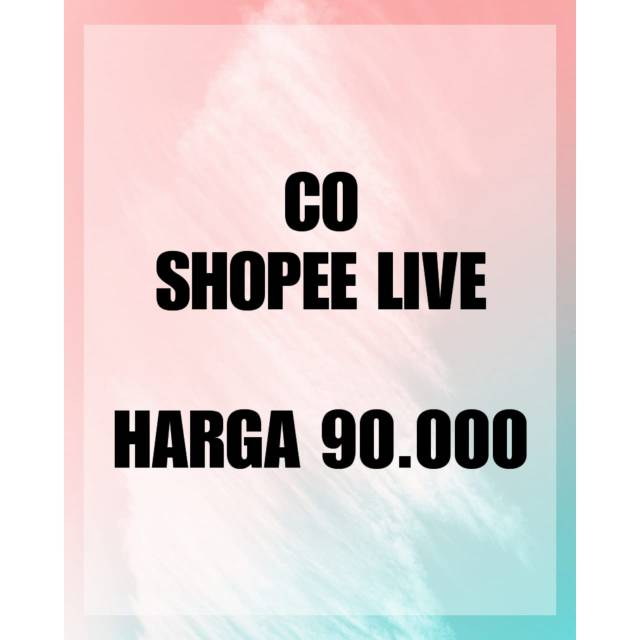 Cos90 Shopee Indonesia