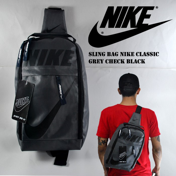 16c0107fa5 Tas sling bag nike selempang all warna tas sepatu bola futsal anti air