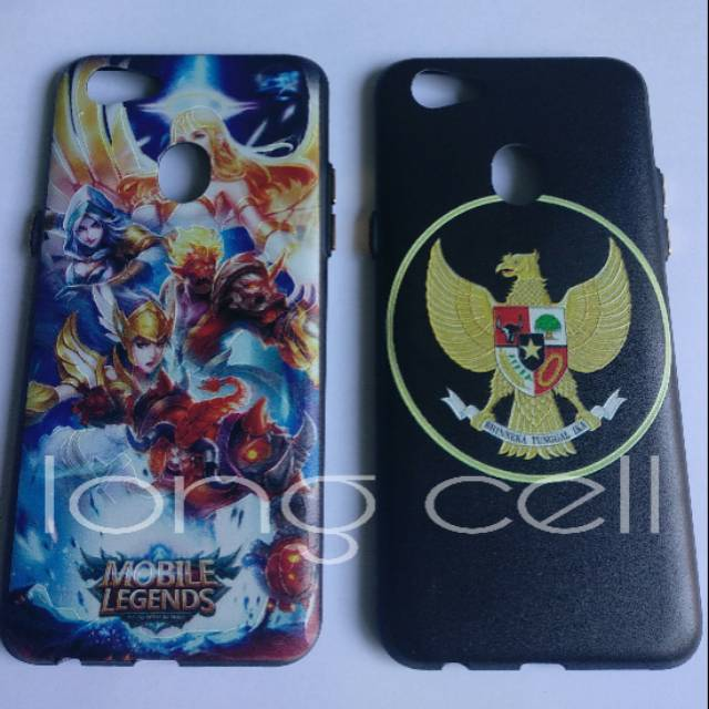 Cassing Mobile Legend untuk Smartphone | Shopee Indonesia -. Source · Intristore Hardcase Custom Phone Case Oppo A39 130 ...