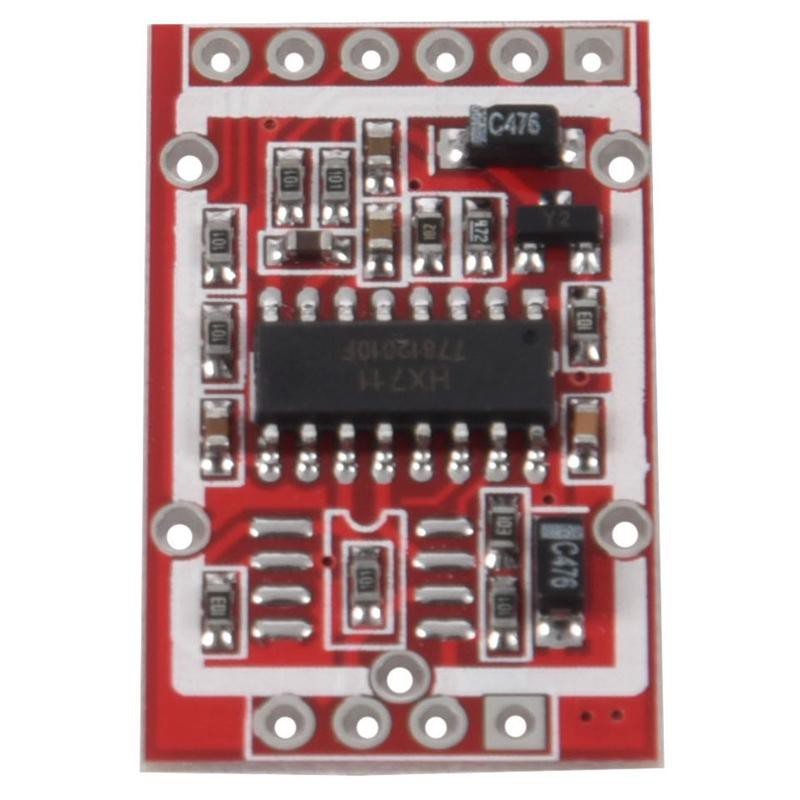 10PCS Weighing Sensor AD Module Dual-channel 24-bit A//D Conversion HX711