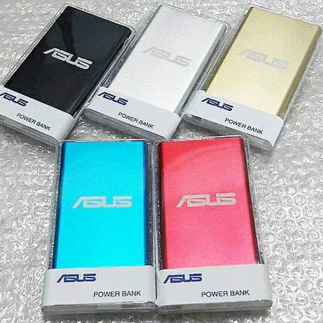 power bank asus slim design metalic smart charging power bank handphone semua jenis 99000 mah | Shopee Indonesia