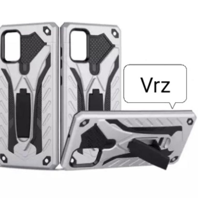 [ART. 3479] Vivo Y12S Y12 S 2020 Hard Case Phantom Robot Transformer Casing Soft Cover Leather Stand