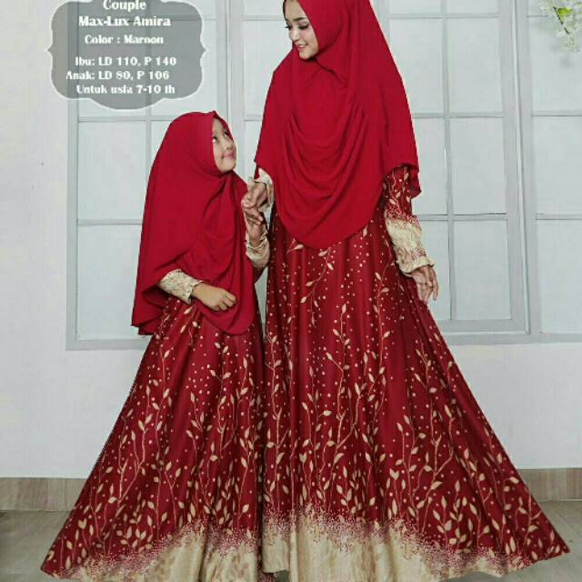 Dapatkan Harga couple+ibu+anak+Dress+Muslim ...