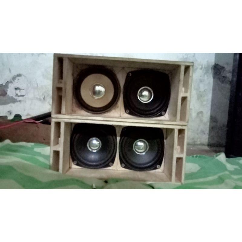 Box + Speaker 3 inch spl