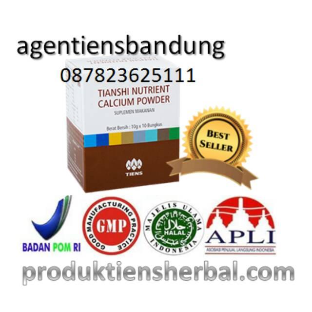Tiens Nutrient Calcium Powder NHCP Susu Peninggi Badan | Shopee Indonesia