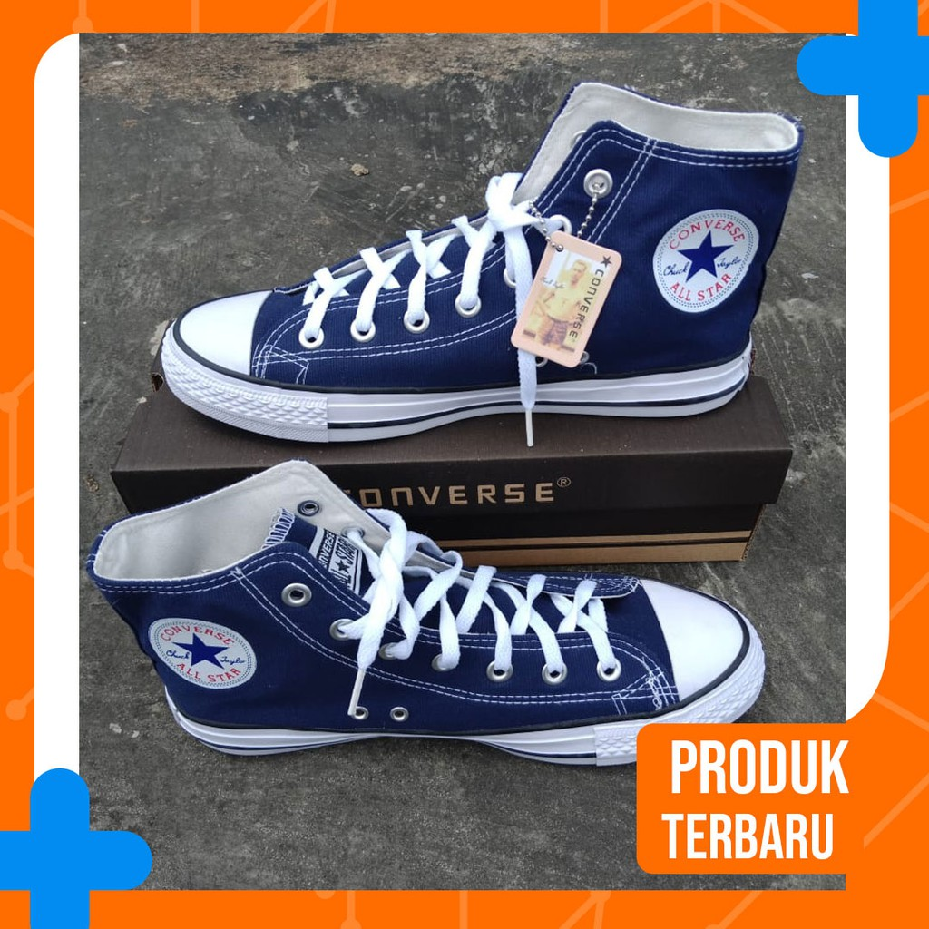 Sepatu Converse All Star The Best Quality + BOX CONVERSE  08f0361702