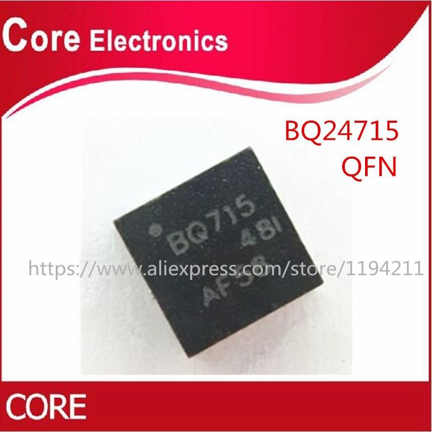 1-10pcs BQ715 BQ24715 QFN-20