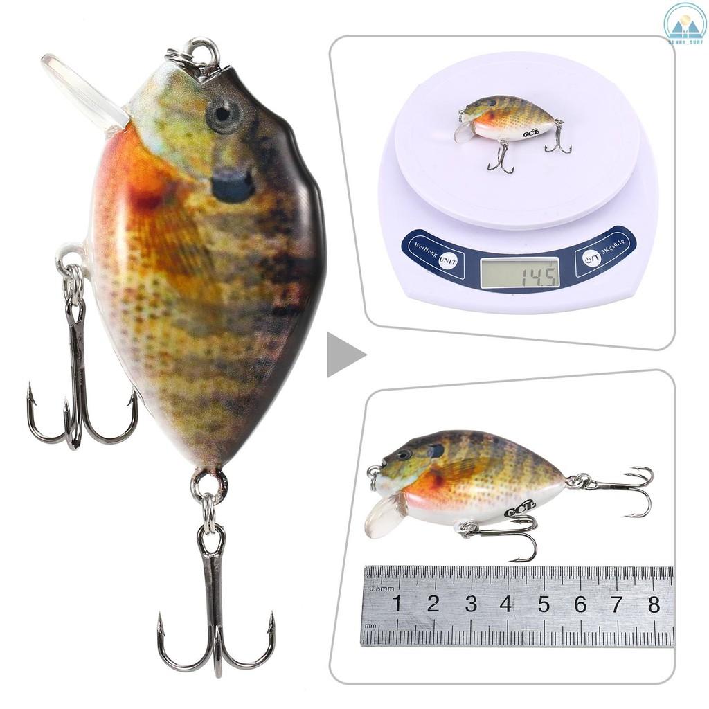 6cm//6.4g fishing lures hard baits artificial popper crankbait wobblers bait  CYC