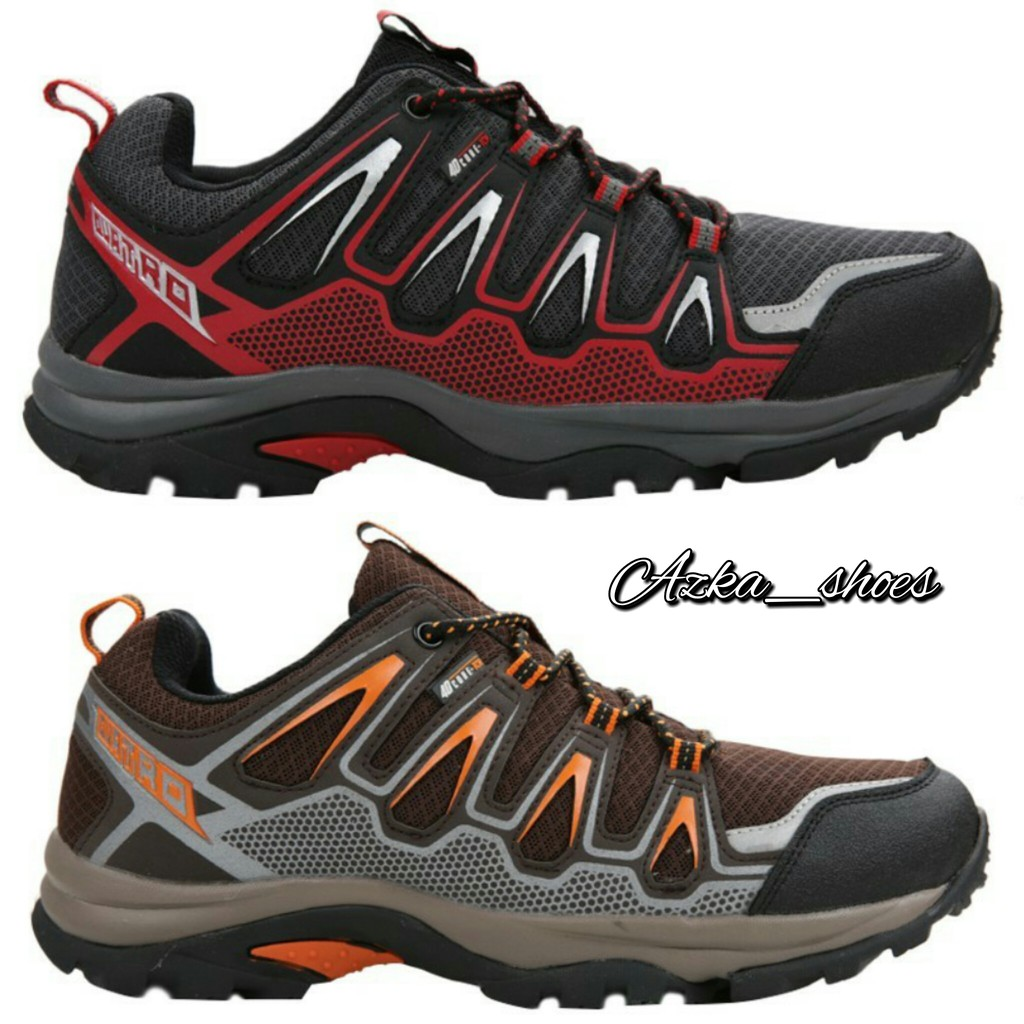 Sepatu Gunung Hiking Trekking Mid Snta 490 Green Red Shopee 471 Series Outdoor Indonesia